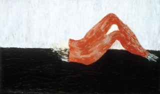 1985, 90x136cm, akryl na płótnie / acryl on canvas