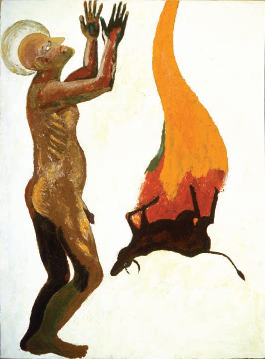 1987, 180x140cm, olej na płótnie / oil on canvas