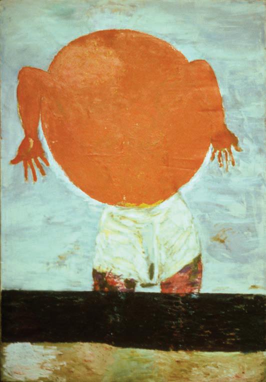 130x90cm, olej na płótnie / oil on canvas