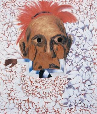 1986, 210x150cm, tempera jajkowa na płótnie / oil on canvas