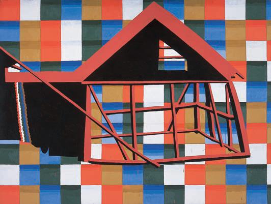 1990/1994, 136x180 cm, olej na płótnie / oil on canvas