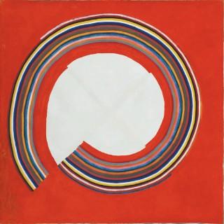 1982, 136x136cm, olej na płótnie / oil on canvas