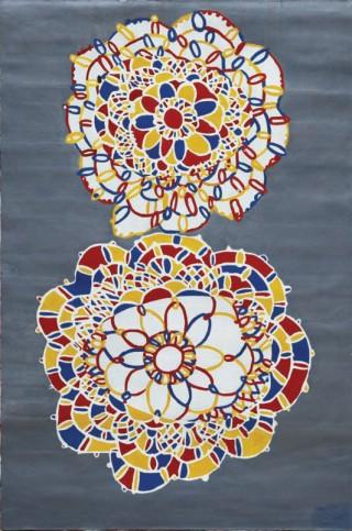 1985, 136x90cm, olej na płótnie / oil on canvas