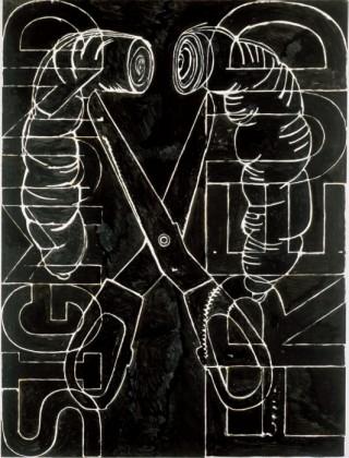 2002, 200x150cm, tempera jajkowa