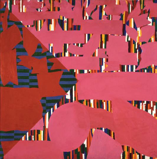 1979/80, 136x136cm, olej na płótnie / oil on canvas