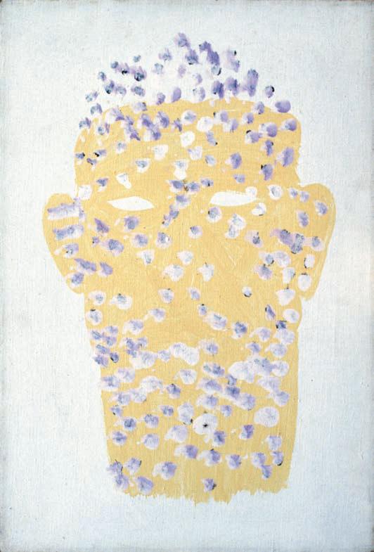 1983, 50x33cm, akryl na płótnie / acryl on canvas