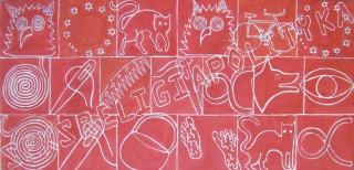 2006, 55x110cm, tempera jajkowa