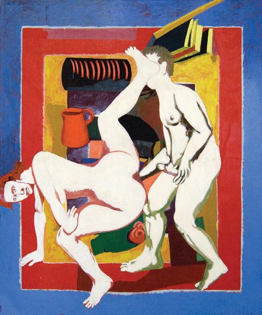 1987, 181x150cm, olej na płótnie / oil on canvas