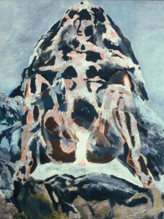 1987,180x150cm, olej na płótnie / oil on canvas