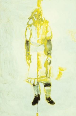1988, 210x140cm, akryl na płótnie / acryl on canvas