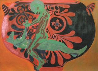 1989, 150x180cm, olej na płótnie / oil on canvas