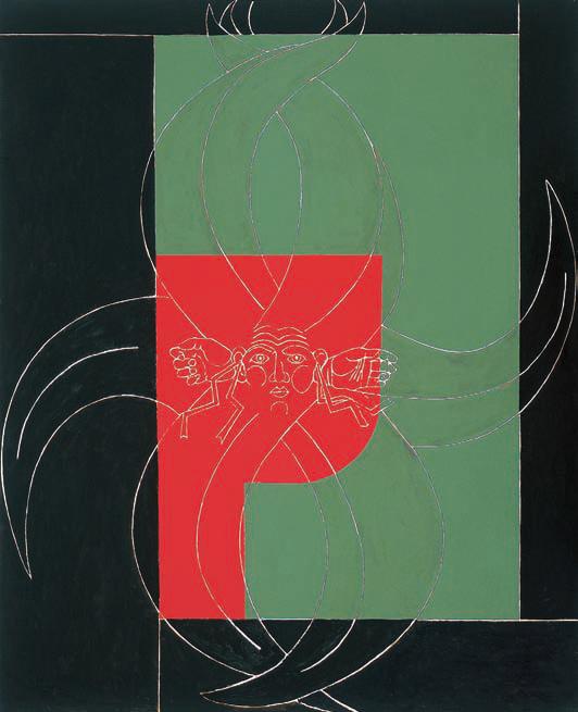 1998, 180x148cm, tempera jajkowa na płótnie / egg tempera on canvas